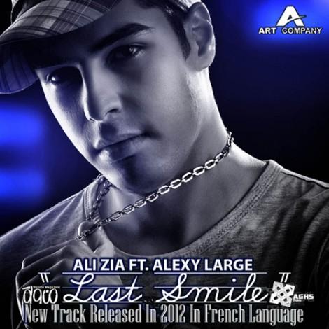 Ali Zia - 'Last Smile (Ft Alexy Large)'