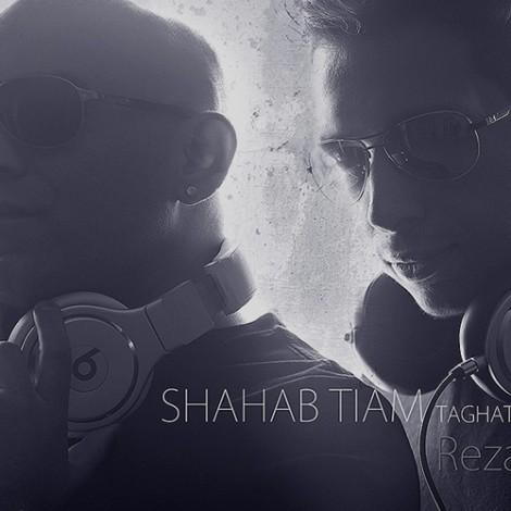 Shahab Tiam - 'Taghat Nadaram Vs Avicii-Dj RezaM and H Aerial Remix'