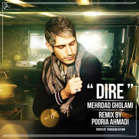 Mehrdad Gholami - 'Dire (Pooria Ahmadi Remix)'