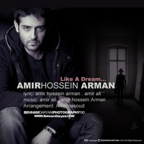 Amirhossein Arman - 'Mesle Yek Khab'