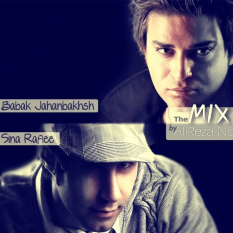 Babak Jahanbakhsh - 'Mix Vs. Sina Rafiee (Alireza Noshahi Remix)'