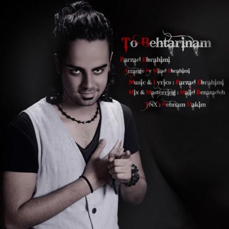 Farzad Ebrahimi - 'To Behtarinam'