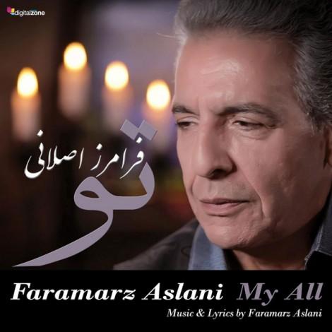 Faramarz Aslani - 'To (Live)'