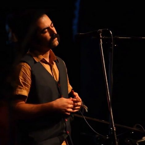 Pallett - 'Ghasedak (Live)'