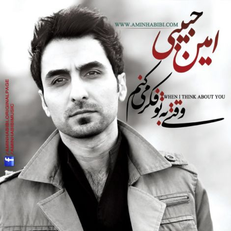 Amin Habibi - 'Vaghti Be To Fekr Mikonam'