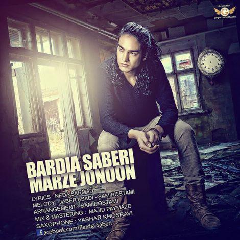 Bardia Saberi - 'Marze Jonoon'