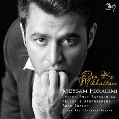 Meysam Ebrahimi - 'Oon Ke Mikhastam'