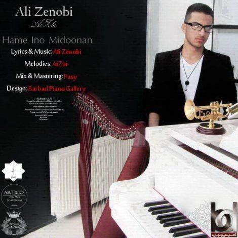 Ali Zenobi - 'Hame Ino Midoonan'