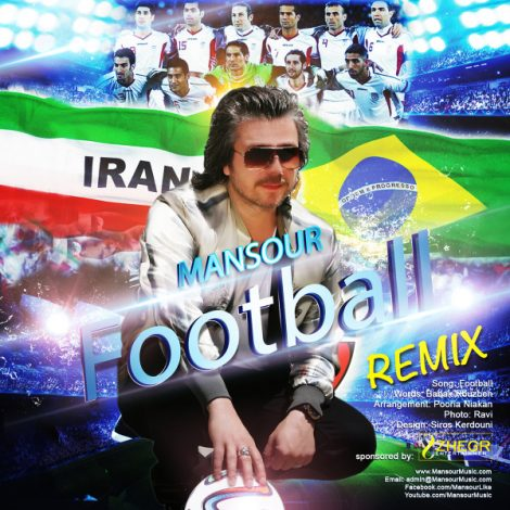 Mansour - 'Football (Remix)'