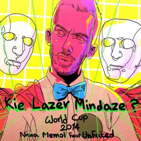 Nima Memol - 'Kie Lazer Mindaze (Ft Un Faced)'