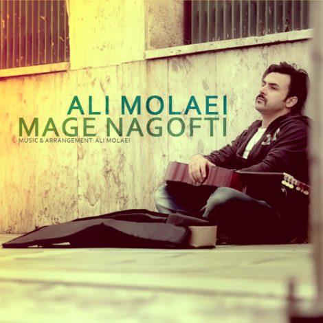 Ali Molaei - 'Mage Nagofti'