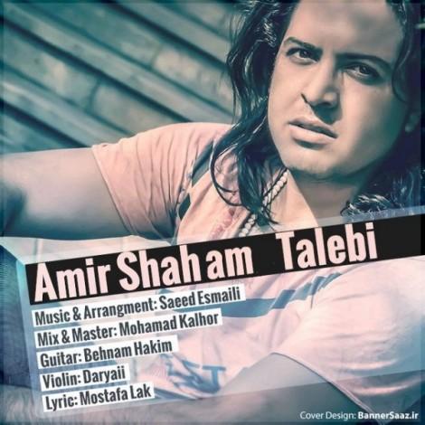 Amir Shaham Talebi - 'Dokhtare Chesh Abi'