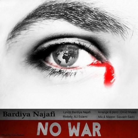 Bardiya Najafi - 'No War'