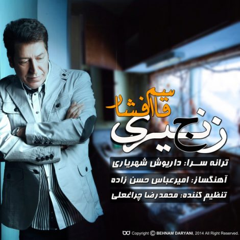 Ghasem Afshar - 'Zanjiri'