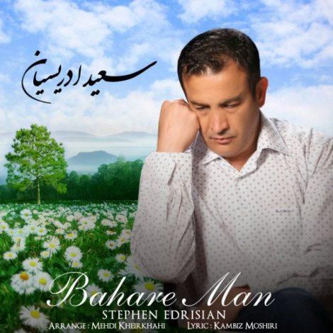 Stephen Edrisian - 'Bahare Man'