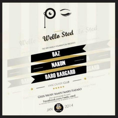 Wello Sted - 'Baz Nakon Daro Bargard'