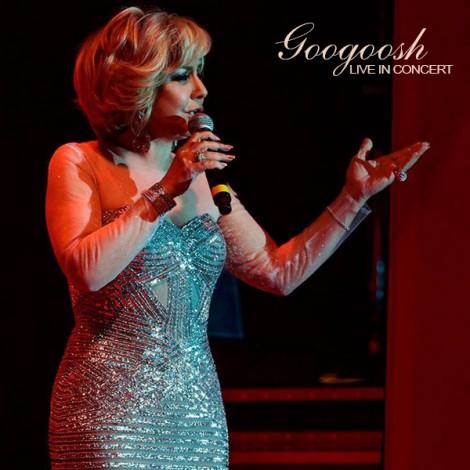 Googoosh - 'Hamseda (Live)'