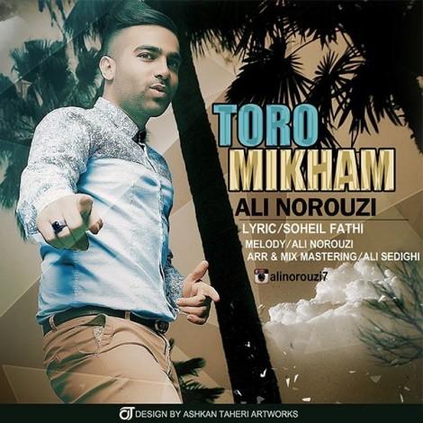 Ali Norouzi - 'Toro Mikham'