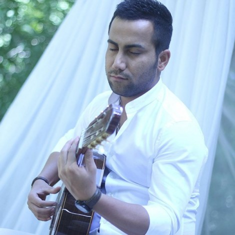 Arash Khan Ahmadi - 'Ghahveh (Guitar Version)'