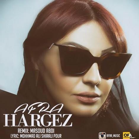 Afra - 'Hargez'