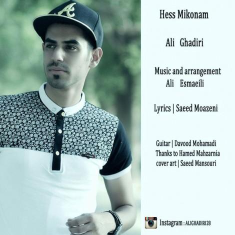 Ali Ghadiri - 'Hess Mikonam'