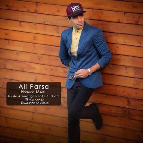 Ali Parsaa - 'Hesse Man'