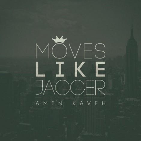 Amin Kaveh - 'Moves Like Jagger'