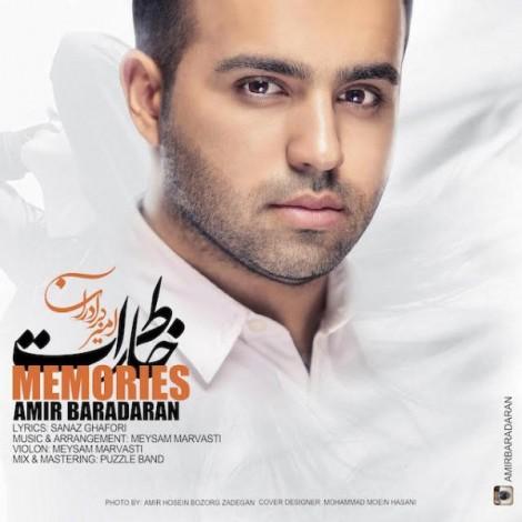 Amir Baradaran - 'Khaterat'