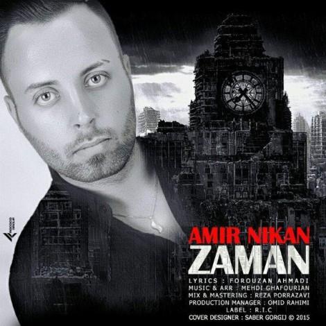 Amir Nikan - 'Zaman'