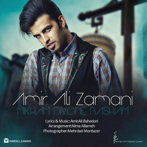 Amirali Zamani - 'Mikham Divone Basham'