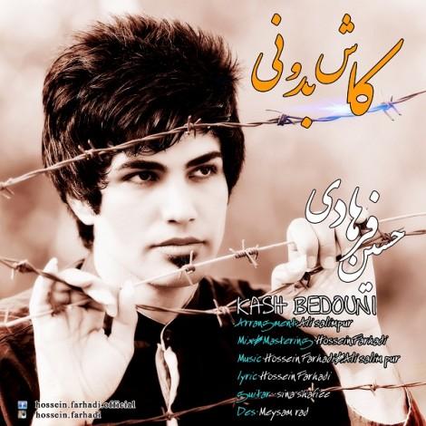 Hossein Farhadi - 'Kash Bedooni'
