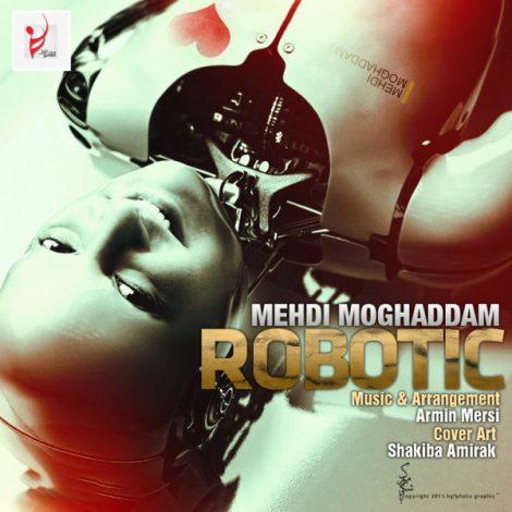 Mehdi Moghaddam - 'Robotic'
