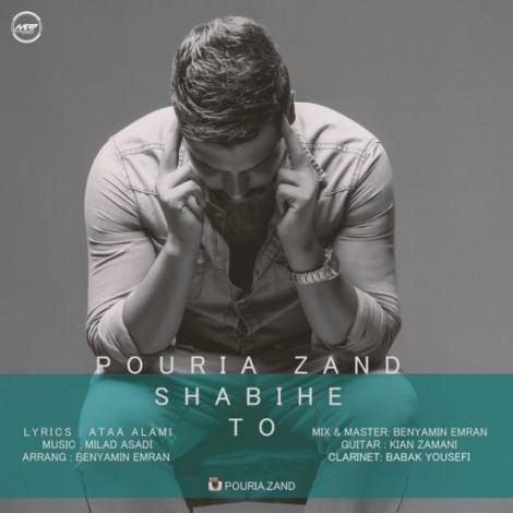 Pouria Zand - 'Shabihe To'