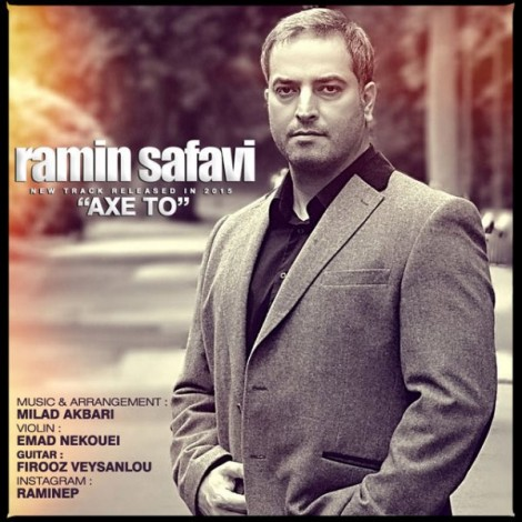 Ramin Safavi - 'Ax To'