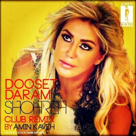 Shohreh Solati - 'Dooset Daram (Amin Kaveh Remix)'