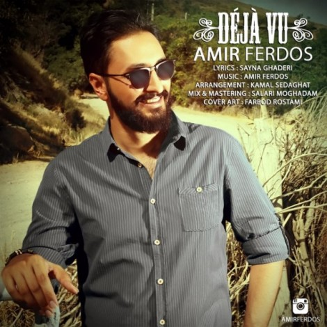 Amir Ferdos - 'Deja Vu'