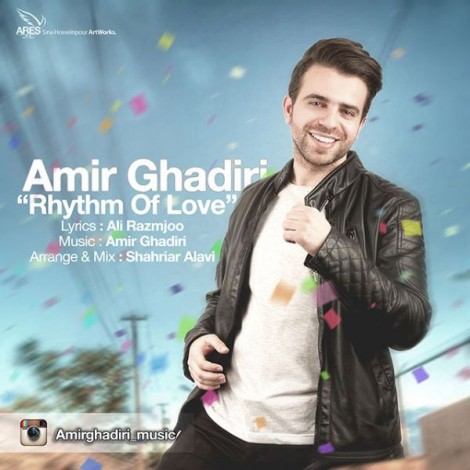 Amir Ghadiri - 'Rhythm Of Love'