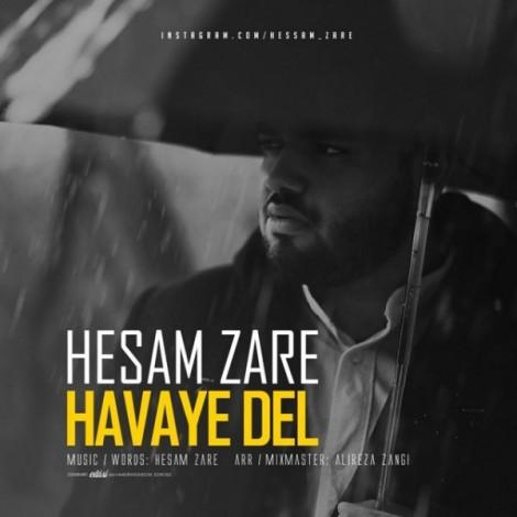 Hesam Zare - 'Havaye Del'