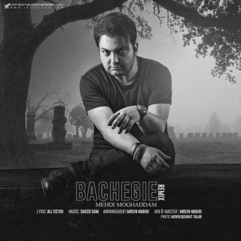 Mehdi Moghaddam - 'Bachegi (Moein Habibi Remix)'