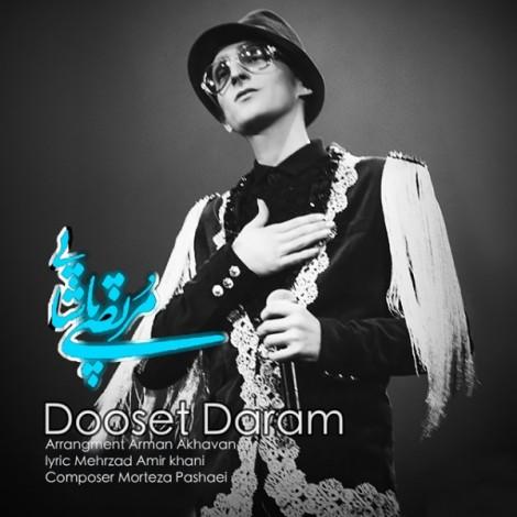 Morteza Pashaei - 'Dooset Daram'