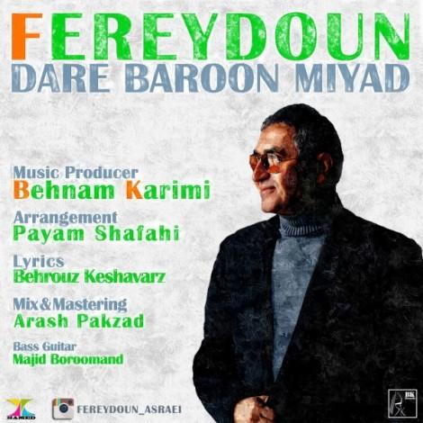 Fereydoun - 'Dare Baroon Miyad'