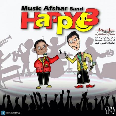 Music Afshar - 'Happy 3'