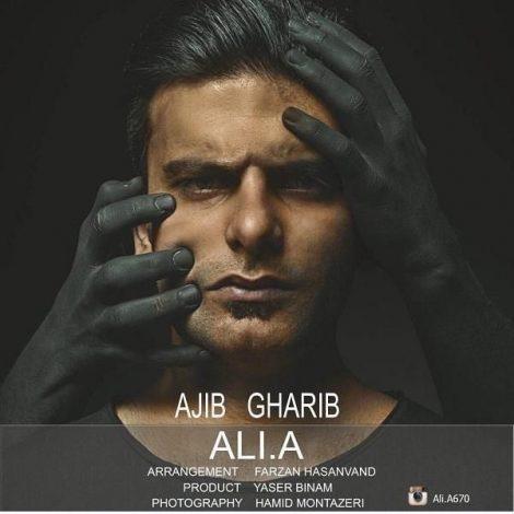 Ali.A - 'Ajib Gharib'