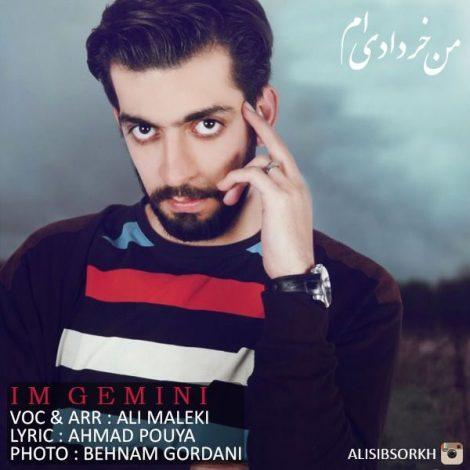 Ali Maleki - 'Man Khordadiam'