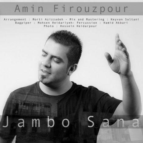 Amin Firouzpour - 'Jambo Sana'