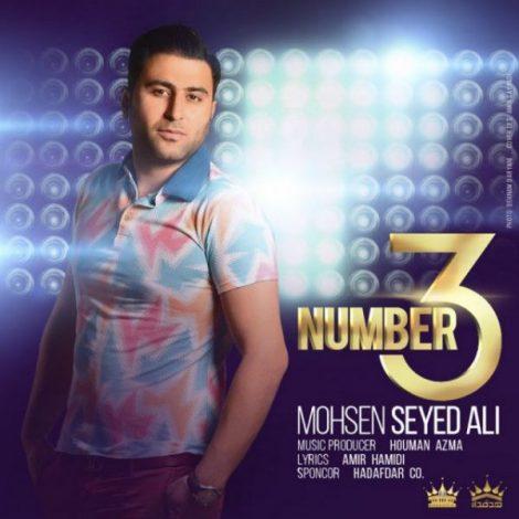 Mohsen Seyed Ali - 'Number 3'