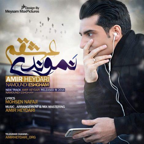 Amir Heydari - 'Namondi Eshgham'