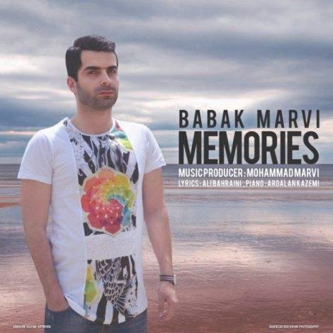 Babak Marvi - 'Khaterat'