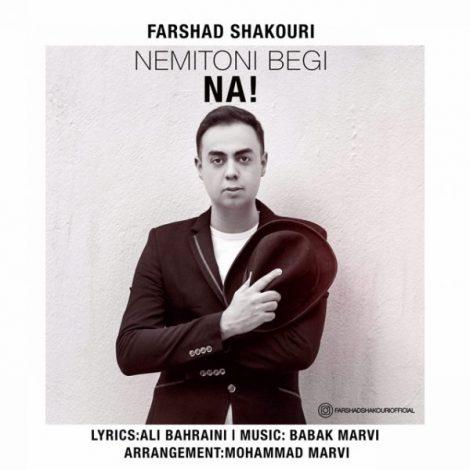 Farshad Shakouri - 'Nemitoni Begi Na'