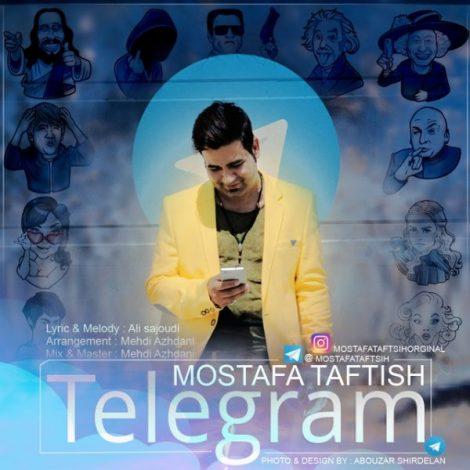 Mostafa Taftish - 'Telegram'